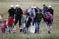 YAŞAM ŞARTLARI - Fransa'da İki Yeni Mülteci Kampı