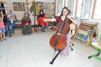 MÜZİK ALETİ - Halı Dokuma Tezgahları Arasında Klasik Müzik Dinletisi