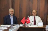 MÜFTÜ YARDIMCISI - İl Kurban Hizmetleri Komisyonu Toplantısı Yapıldı