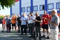 ALINUR AKTAŞ - İnegöl Belediyespor Sezonu Açtı
