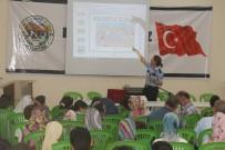 TRAFİK GÜVENLİĞİ - İnönü'de Kur'an Kursu Çocuklarına Trafik Eğitimi