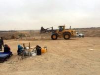 YAHUDI - İsrail Art Arda 116. Kez Aynı Köyü Yıktı