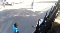 OKMEYDANı - İstanbul'un Göbeğinde Silahlar Çekildi Açıklaması Dehşet Anları Kamerada