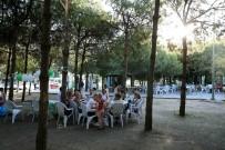 GÜN SAZAK - Karşıyaka'ya Bir 'Park Kafe' Daha