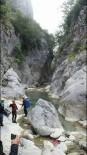 TİCARİ TAKSİ - Kastamonu'da Kanyonda Bir Kişi Kayboldu