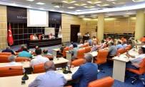 DEVAMSIZLIK - Kepez Belediyesi Meclisi Toplandı