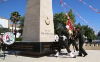 LEFKOŞA - KKTC'de 1 Ağustos Toplumsal Direniş Bayramı Kutlandı