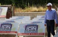 PERİYODİK BAKIM - Kocasinan Belediyesi İş Makinelerinin Onarımını Kendisi Yapıyor