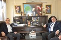 YOĞUN MESAİ - Köşk'e Merkezi Hükümet Desteği Devam Ediyor
