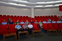 ŞÜPHELİ PAKET - Kumluca'da Şüpheli Paket Semineri