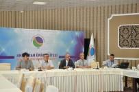 EKREM ÖZTÜRK - Kurumsal Dış Değerlendirme Hazırlık Toplantısı Yapıldı