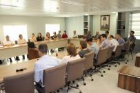 CELAL BAYAR ÜNIVERSITESI - Manisa'da İŞKUR Personeline Hizmet İçi Eğitim