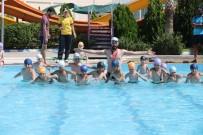 YÜZME KURSU - Mardin'de Çocuklara Yatırımlar Sürüyor