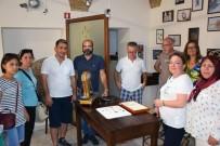 HALK EĞITIMI MERKEZI - Menteşe HEM Proje Ekibi İtalya'dan Döndü
