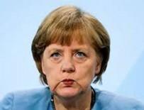 AVRUPA KOMISYONU - Merkel'in yaptırım talebini AB'den kabul görmedi