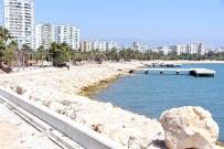 ENGELLİ ÇOCUK - Mezitli Sahil Bandı Yenileme Projesi'nin Yüzde 65'İ Tamamlandı