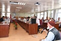 İTFAİYE ARACI - Muş Belediyesi Meclis Toplantısı