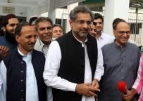 YÜKSEK MAHKEME - Pakistan'ın 18. Başbakanı Şahid Hakan Abbasi Oldu
