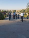 ZABITA MEMURU - Pursaklar'da Polis Ve Zabıtadan 'Güvenli Park' Projesi
