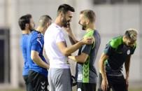 KAYACıK - Riad Bajic Konyaspor'la Vedalaştı