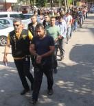 ŞAFAK VAKTI - Sahte Polislere Rekor Tutuklama