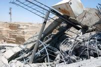 ÇELIK HALAT - Şanlıurfa'da İş Kazası Açıklaması 2 Yaralı