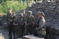 AHMET OKUR - Sinema Kampı Mersin'de Başladı