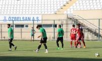 MUHSİN YAZICIOĞLU - Sivasspor Hazırlık Maçını 3 Golle Kazandı