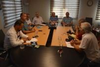 KUTLAY - Söke Organize Sanayi Bölgesinde Son Durum Değerlendirmesi