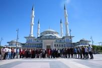 ANıTKABIR - Talas Belediyesinden Muharip Gazilere Çanakkale Gezisi
