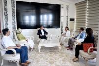 MİHRİMAH BELMA SATIR - TBMM Dilekçe Komisyonu Malatya'da