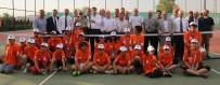 İBRAHIM AYDEMIR - Tenisin Kalbi Erzurum'da Atıyor