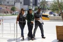 TOSMUR - Terör Örgütü Üyesi Kadın Tutuklandı
