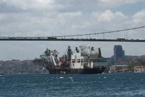 MALTA - Türk Akımı İçin İstanbul Boğazı'ndan Geçti