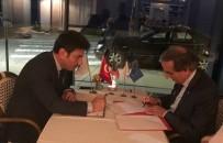 MUSTAFA DOĞAN - Türk Ve Portekiz Üniversiteleri Arasında İş Birliği Anlaşması