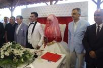 VURAL KAVUNCU - Türkiye Maden İşçileri Sendikası Genel Başkanı Nurettin Akçul Nikah Şahidi Oldu