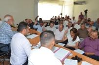SAYGI DURUŞU - Yeşilyurt Belediye Meclisi Ağustos Ayı Toplantısını Yaptı