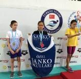 KARAKURT - Yüzme Türkiye Finali Yarışması