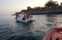 Zeytinburnu'da Denize Giren Yabancı Uyruklu Şahıs Boğuldu