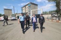 Ağrı Valisi Süleyman Elban, Hamur İlçesini Ziyaret Etti