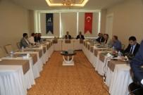 İLKER HAKTANKAÇMAZ - AHİKA Yönetim Kurulu Toplantısı Aksaray'da Yapıldı