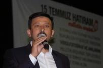 FATMA GÜLDEMET - AK Parti Genel Başkan Yardımcısı Dağ'dan Kılıçdaroğlu'na 15 Temmuz Göndermesi