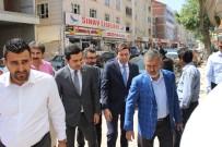 AK PARTİ İL BAŞKANI - AK Parti Merkez İlçe Seçimi İçin Temayül Yoklamasına Gitti