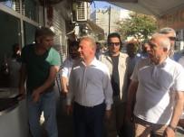 MEZOPOTAMYA - AK Parti Teşkilatından Kızıltepe'ye Ziyaret