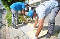 KONAKLı - Alanya'da Engelsiz Kent Çalışmaları