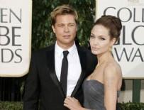 BRAD PİTT - Angelina Jolie ile Brad Pitt boşandı