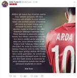 ARDA TURAN - Arda Turan, A Milli Takım'a Geri Döndü