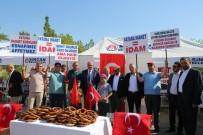 ŞEHİT YAKINLARI - ATO Başkanı Baran'dan Şehit Aileleri Ve Gazilere Destek