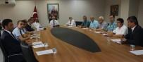 BARTIN VALİSİ - Bartın'da İl Spor Güvenliği Kurulu Toplandı