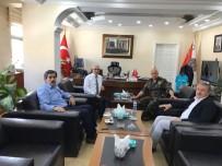 HAREKAT POLİSİ - Başbakanlık Başdanışmanı İnanç'tan Hakkari'ye Ziyaret